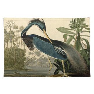 Audubon Louisiana Heron Bordstablett