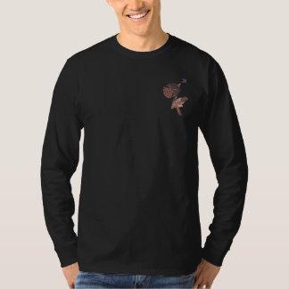 Audubons Stanleys coopers för hök a.k.a. hök Tee Shirts
