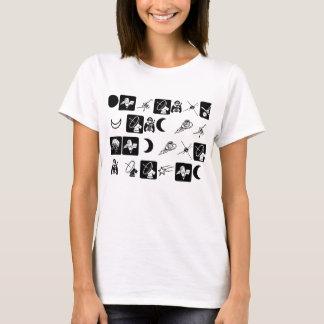 Augani grundläggande T-tröja T Shirt