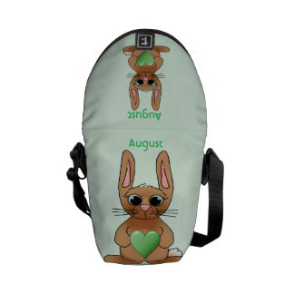Augusti kanin kurir väska