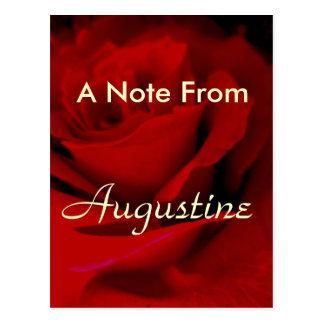 Augustine Vykort