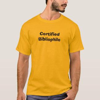 Auktoriseradbibliofil Tee Shirts