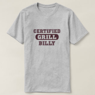 Auktoriseraden grillar Billy T Shirt