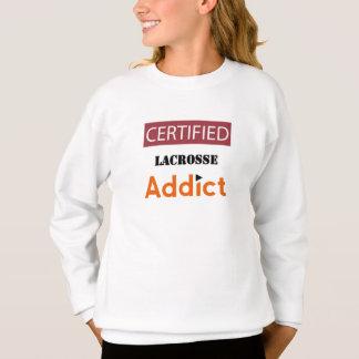 AuktoriseradLacrosseknarkare T-shirts