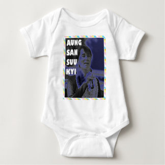 Aung San Suu Kyi design 2 T-shirts