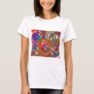 Auralokalvård cirklar - Reiki meditationMandala 7 Tshirts