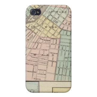 Aurora, Naperville och Wheaton iPhone 4 Hud