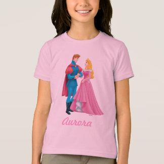Aurora och Prince Phillip Tee Shirts