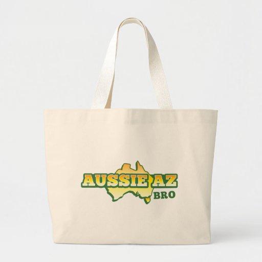 Aussie AZ BRO! Tygkasse