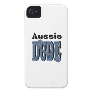 Aussie DUDE iPhone 4 Case-Mate Case