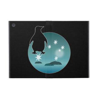 Aussie fodral för kortkort för iPad för pingvinPow