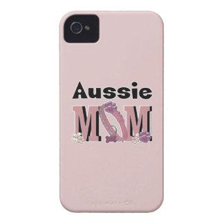 Aussie MAMMA iPhone 4 Case-Mate Skydd