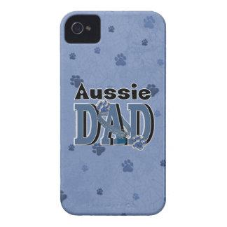 Aussie PAPPA iPhone 4 Case-Mate Skydd