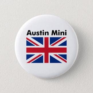 Austin kortkort standard knapp rund 5.7 cm