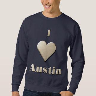 Austin -- Stålsätta solbrännan Lång Ärmad Tröja