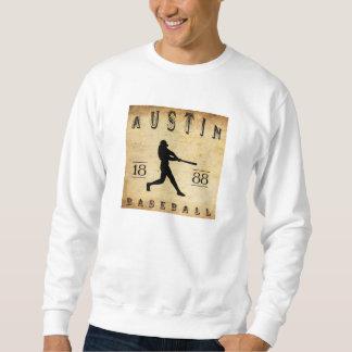 Austin Texas baseball 1888 Sweatshirt