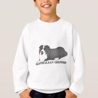 Australian shepherdhundtecknad t shirts