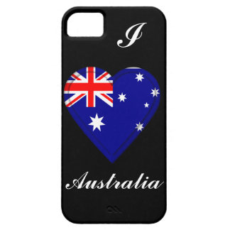 Australien australiensisk flagga barely there iPhone 5 fodral