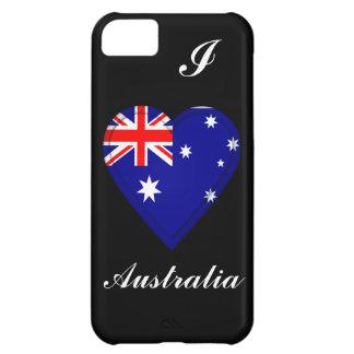Australien australiensisk flagga iPhone 5C fodral