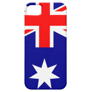 Australien Barely There iPhone 5 Fodral