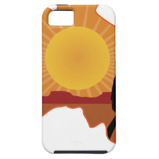 Australien Cowboy Tough iPhone 5 Fodral