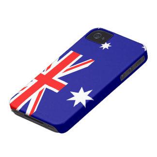 Australien flagga iPhone 4 fodral