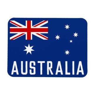 Australien flagga magnet