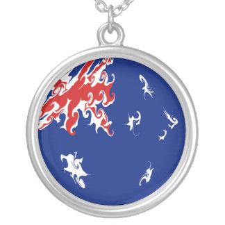 Australien Gnarly flagga Hängsmycken