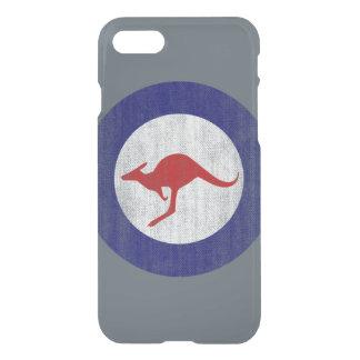 Australien kängurulogotyp iPhone 7 skal