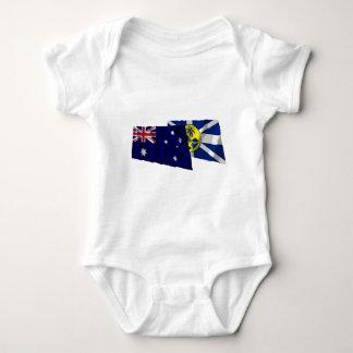 Australien & Lord Howe Ö Vinka Sjunka T Shirt