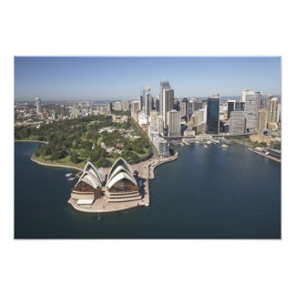 Australien New South Wales, Sydney, Sydney 2 Fotografiskt Tryck