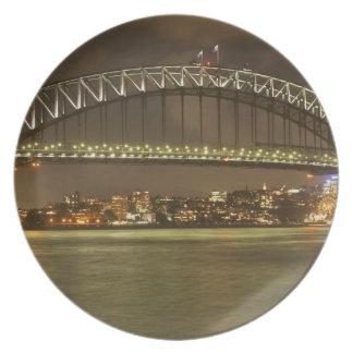 Australien New South Wales, Sydney, Sydney 2 Tallrik