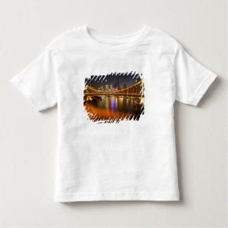 Australien Queensland, Brisbane, berättelse Tee Shirt