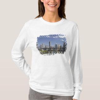 Australien Queensland, Brisbane, berättelse Tee Shirts