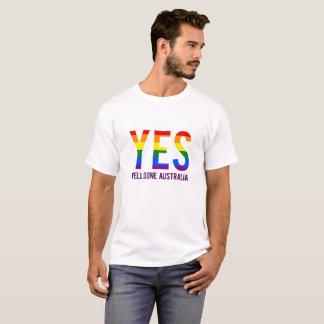 Australien sade ja - LGBT Tee Shirts