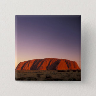 Australien Uluru Kata Tjuta nationalpark, Uluru 2 Standard Kanpp Fyrkantig 5.1 Cm