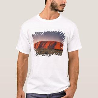 Australien Uluru nationalpark. Uluru eller Tshirts