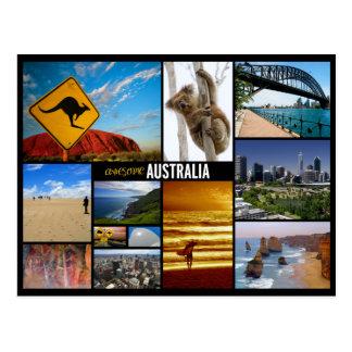 Australien Vykort