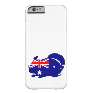 Australiensisk flagga - Chinchilla Barely There iPhone 6 Fodral