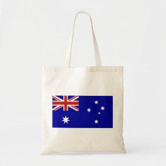 Australiensisk flagga kassar