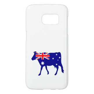 Australiensisk flagga - ko galaxy s5 skal
