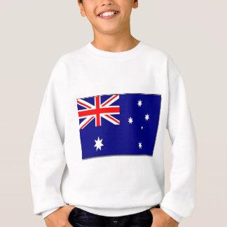 Australiensisk flagga t shirt