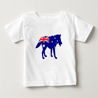 Australiensisk flagga - varg tröja