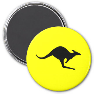 Australiensisk känguru magnet