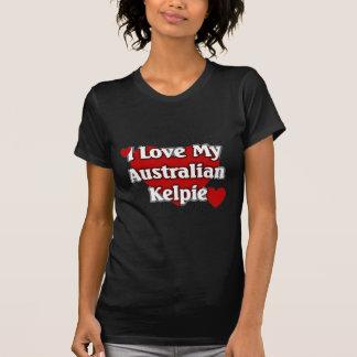 Australiensisk Kelpie Tee Shirt
