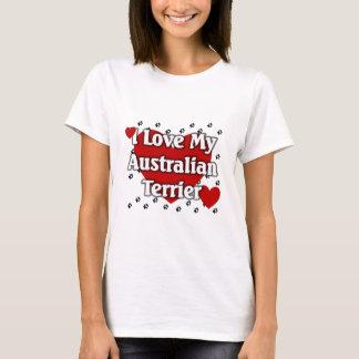 Australiensisk Terrier Tshirts