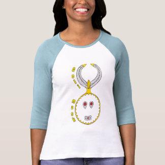 Autentiska afrikanska Goli maskerar kvinna T-tröja Tröja