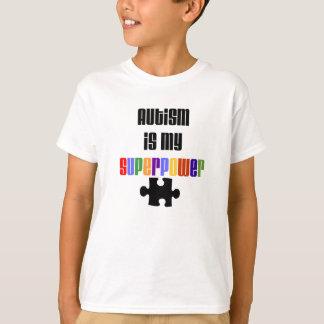 Autism är min SuperpowerT-tröja Tshirts