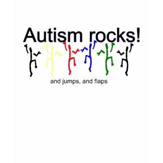 Autism vaggar! shirt