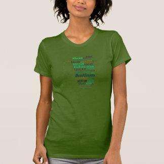 Autismförkämpen och utbildar muggT-tröjagrönt GTK Tshirts